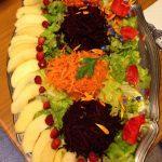 fruis, légumes et fleurs de saison