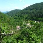 hameau vu de l'ouest